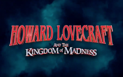 Howard Lovecraft & the Kingdom of Madness